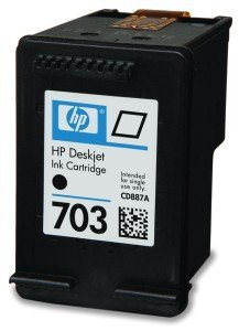 TUSZ ZAMIENNIK ORINK HP 703 BLACK [19ml] [XL]