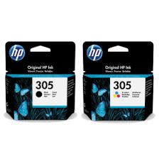 HP 305 3YM61AE oryginalny tusz czarny do drukarek HP DeskJet 2320 2710 2720 2721 2723 Plus 4120 4122 4130. Pojemność 2 ml. Wydajność 120 stron.