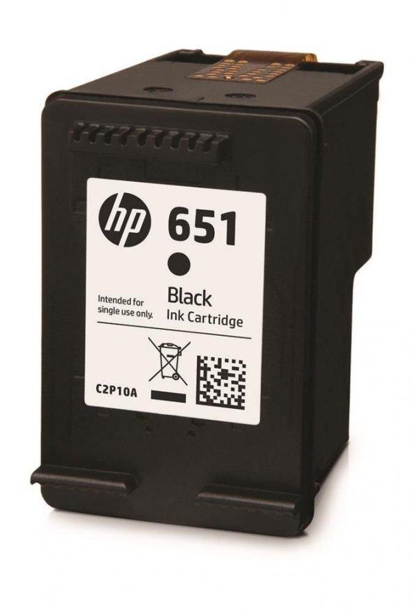 TUSZ HP 651 BLACK [5ml]