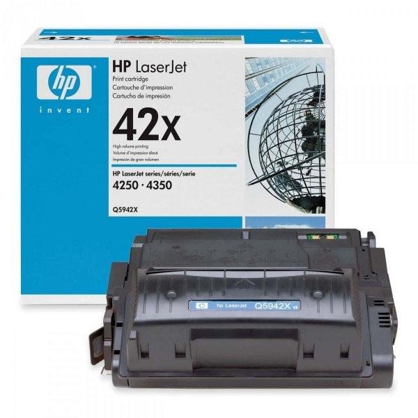 TONERZAMIENNIK HP LASERJET 4250 Q5942X BK