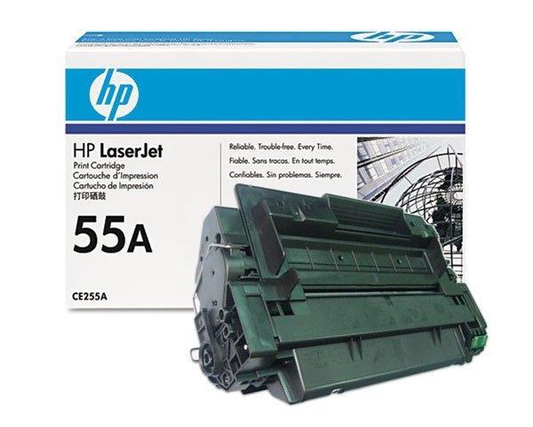 TONERZAMIENNIK ORINK HP P3015 CE255A [6K] BK