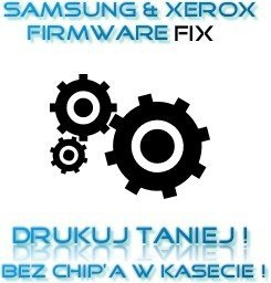 SAMSUNG & XEROX FIRMWARE