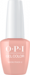 OPI Żel Machu Peach-u GCP36 15ml - lakier do paznokci
