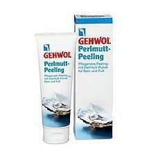 Gehwol Permlutt peeling - Peeling z masy perłowej - 125ml