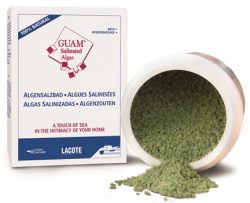 Guam Alghe Salinizzante - Zmikronizowane algi do kapieli ( sól do kapieli ) - 5kg
