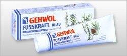 Gehwol - Fusskraft Blau - Dla skóry suchej i zmęczonej - 100 ml