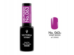 Victoria Vynn Gel Polish Color - Violet Shock No.063 8 ml