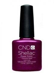 CND Shellac Crimson Sash - 7,3 ml