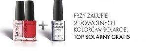 Kinetics PROMOCJA  - 2 Lakiery solarne + Top solarny GRATIS !