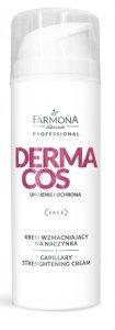 Farmona Dermacos - Krem wzmacniający naczynka Dermacos 150ml