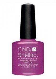 CND Shellac Magenta Mischief - 7,3 ml