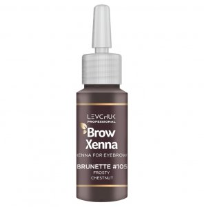BrowXenna #105 Frosty Chestnut 10ml