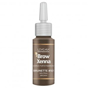 BrowXenna #101 Neutral Brown