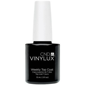 CND Vinylux Top Coat - 15 ml