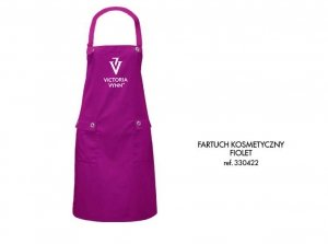 Victoria Vynn -  Fartuch kosmetyczny - fiolet