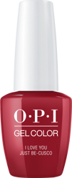 OPI Żel I Love You Just Be-Cusco GCP39 15ml - lakier do paznokci
