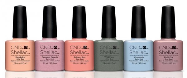 CND Shellac Dandelion - 7,3 ml