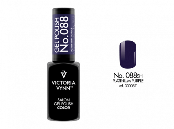 Victoria Vynn Gel Polish Color - Platinum Purple No.088 8 ml