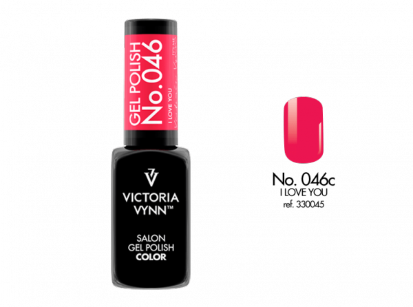 Victoria Vynn Gel Polish Color - I Love You No.046 8 ml