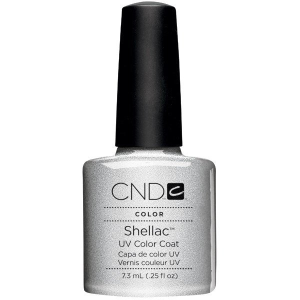 CND Shellac Silver Chrome  - 7,3 ml