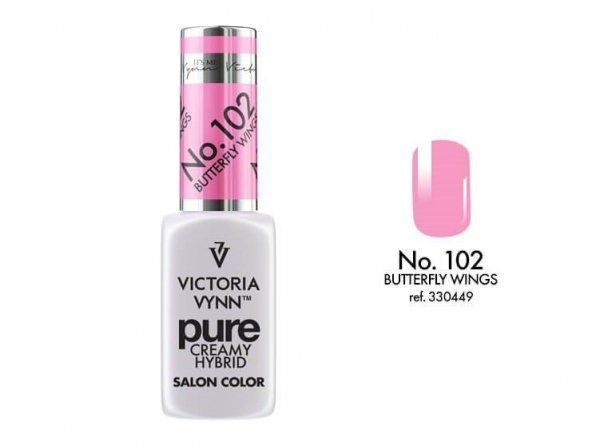Victoria Vynn Pure Color - No.102 Butterfly Wings 8 ml