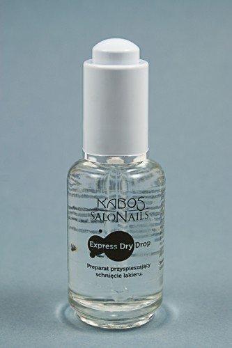 Express dry drop - preperat przyspieszający schnięcie lakieru - 30 ml