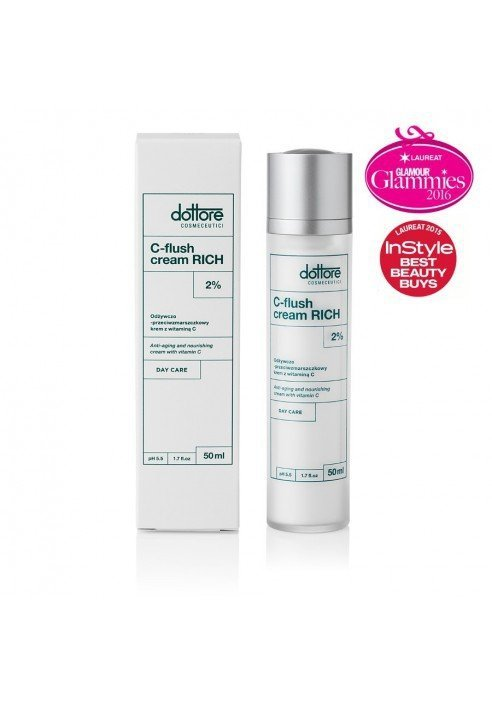 Dottore Cosmeceutici C-flush cream RICH 50ml