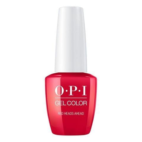 OPI GelColor Red Heads Ahead  GCU13 15ml