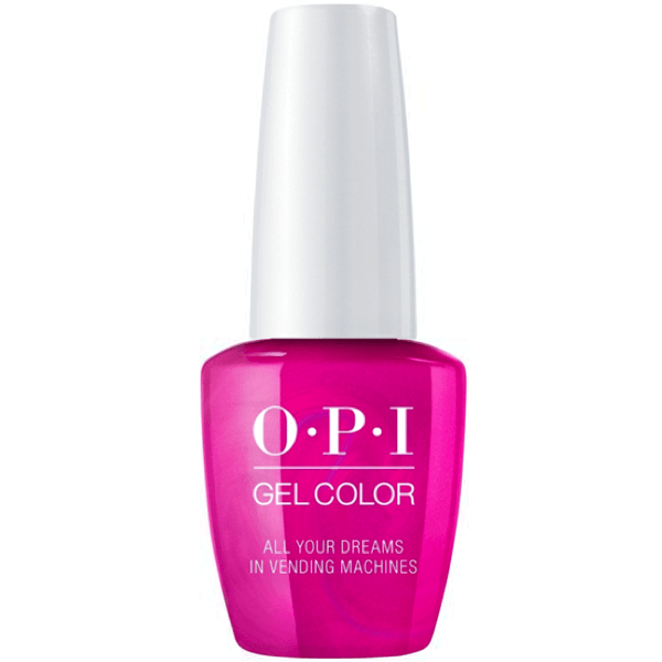 OPI GelColor All Your Dreams in Vending Machines T84 15ml