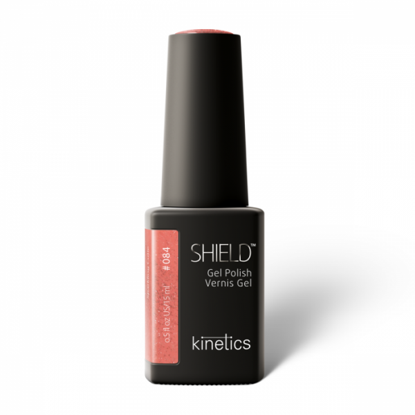 KINETICS - Lakier Hybrydowy 084 Shiled Sparkling Cutie 11 ml