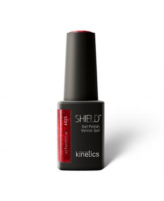 KINETICS - Lakier Shield 025 SolarGel Raspberry Beret 11 ml