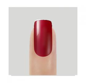Kinetics - Lakier solarny 15ml - Red Gown #234