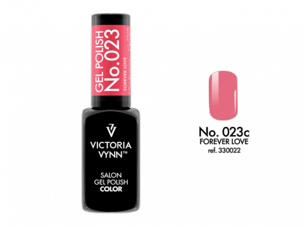 Victoria Vynn Gel Polish Color - Forever love No.023 8 ml