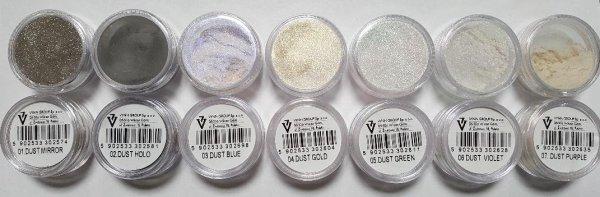 Victoria Vynn - Pyłek efekt lustra DUST MIRROR No01 4g !!!