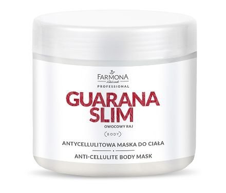 Farmona Guarana Slim - Antycellulitowa maska do ciała 500ml