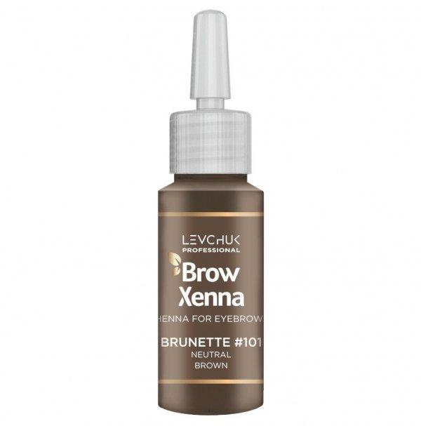 BrowXenna #101 Neutral Brown