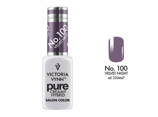 Victoria Vynn Pure Color - No.100 Velvet Night  8 ml