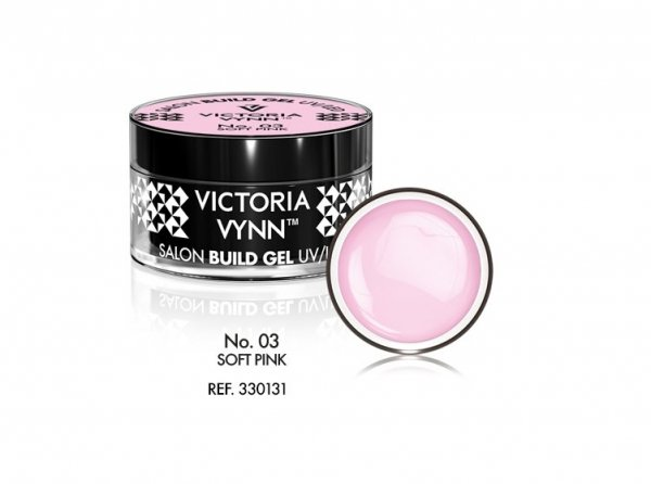Victoria Vynn Build Gel Soft Pink No.03 15 ml