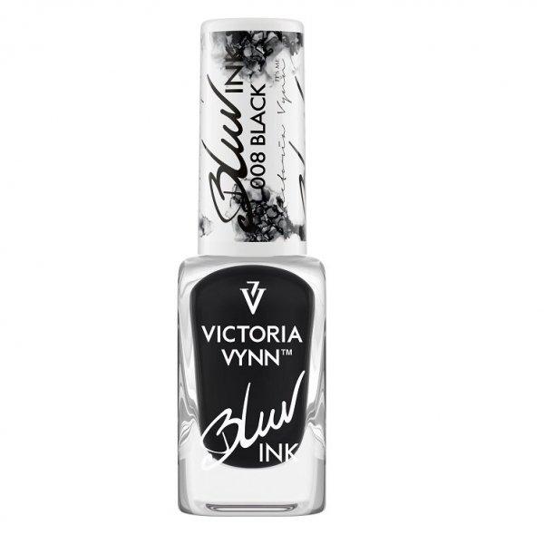 Victoria Vynn ATRAMENT DO ZDOBIEŃ BLUR INK 008 BLACK 10ml