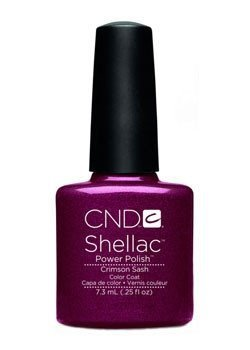 CND Shellac Crimson Sash - 7,3 ml