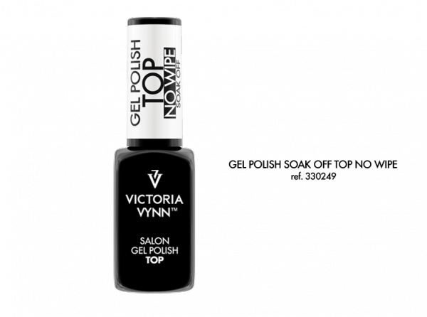Victoria Vynn Gel Polish - Top No Wipe - Top bez przemywania 8ml