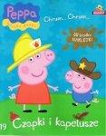 Świnka Peppa Chrum… Chrum… 19 Czapki i kapelusze