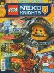 LEGO Nexo Knights magazyn 10/2016 + Potężny Mech Bot