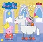 Świnka Peppa Książeczki z półeczki 43 Księżniczka Peppa