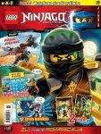 LEGO Ninjago magazyn 11/2016 + piracki myśliwiec