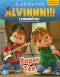 Alvin i wiewiórki W rytmie przygody 2 Raper Teo