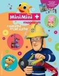 MiniMini+ magazyn 6/2016 + karty do gry oraz figurka Playmobil