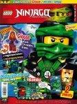 LEGO Ninjago magazyn 2/2016 + Clouse z wirami i lampą
