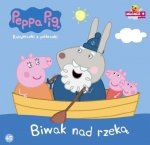 Świnka Peppa Książeczki z półeczki 45 Biwak nad rzeką