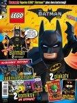 LEGO Batman Movie nr 1 + BATMAN i 2 batarangi